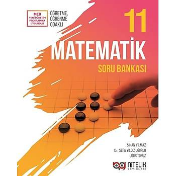 Nitelik 11. Sýnýf Matematik Soru Bankasý