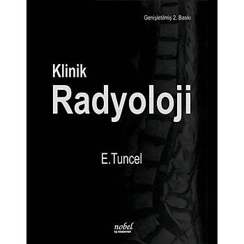 Nobel Týp Kitabevleri  Klinik Radyoloji Ercan Tuncel