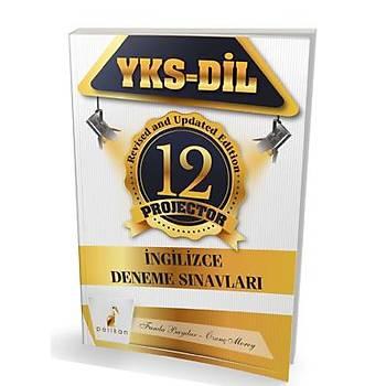 Pelikan YKSDÝL Projector 12 Ýngilizce Deneme Sýnavlarý Funda Baydar, Özenç Morey Pelikan Yayýnevi