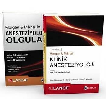 Güneþ Týp Kitabevi Morgan & Mikhail'in Klinik Anesteziyoloji Konu + Olgularý Prof. Dr. F. Handan CUHRUK - Prof. Dr. Karamehmet Yýldýz