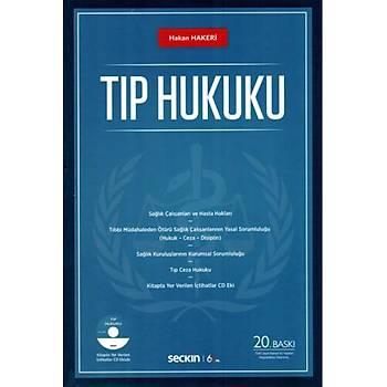 Seçkin Yayýnlarý Týp Hukuku (Ciltli) Hakan Hakeri