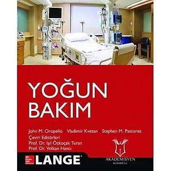 Akademisyen Kitabevi  Yoðun Bakým Iþýl Özkoçak Turan Volkan Hancý