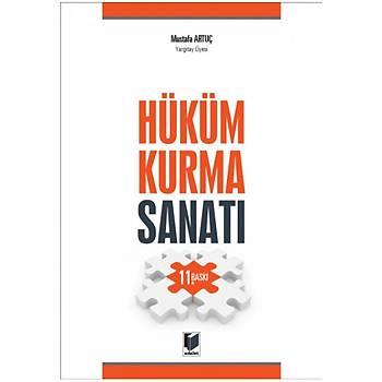 Adalet Yayýnevi Hüküm Kurma Sanatý Mustafa Artuç