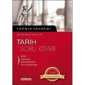 On Ýki Levha Yayýnlarý  Themis Akademi Tarih Soru Kitabý Þehriban Ercan