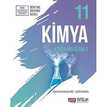 Nitelik 11. Sýnýf Kimya Konu Anlatýmlý