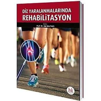 Hipokrat Kitabevi  Diz Yaralanmalarýnda Rehabilitasyon Gül Baltacý