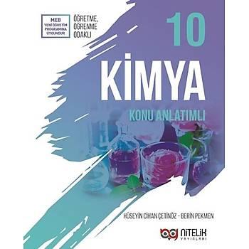 Nitelik 10. Sýnýf Kimya Konu Anlatýmlý