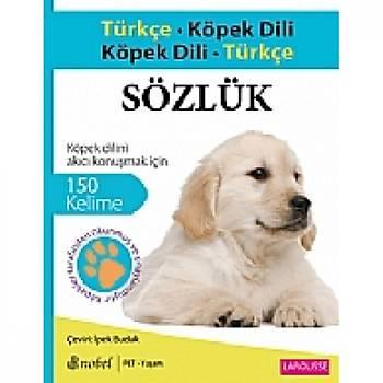 Ankara Nobel Týp Kitabevi  Türkçe - Köpek Dili / Köpek Dili - Türkçe Sözlük
