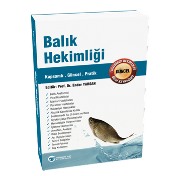 Güneþ Týp Kitabevi   Balýk Hekimliði Ender Yarsan