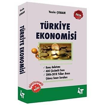 Türkiye Ekonomisi Yasin Çoban 4T Yayýnlarý
