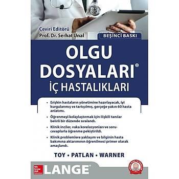 Ankara Nobel Týp Kitabevleri Olgu Dosyalarý Ýç Hastalýklarý 2018