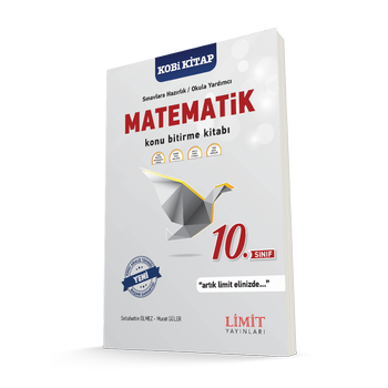 10. Sýnýf Matematik Konu Bitirme Kitabý