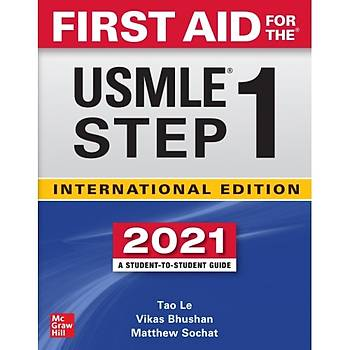 First Aid for the USMLE Step 1 2021 30e