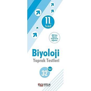 11. Sýnýf Biyoloji Yaprak Test Nitelik Yayýnlarý