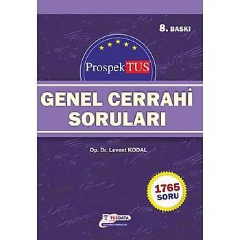 ProspekTUS SORULARI ( 8.Baský ) GENEL CERRAHÝ  klinisyen týp kitabevleri