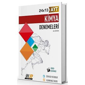 Hýz ve Renk Yayýnlarý AYT Kimya 24x13 Denemeleri