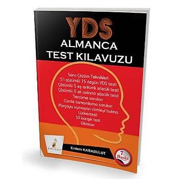 Pelikan Yayýnevi YDS Almanca Test Kýlavuzu - Erdem Karabulut