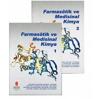 Hacettepe Üniversitesi  Farmasötik ve Medisinal Kimya 1-2 Cilt
