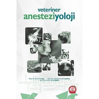 Ankara Nobel Týp Kitabevleri Veteriner Anesteziyoloji  Prof. Dr. Zülfükar Kadir Sarýtaþ , Prof. Dr. Bahattin KOÇ