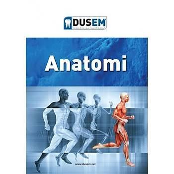 TUSEM Egitim DUS Anatomi Konu Kitabý