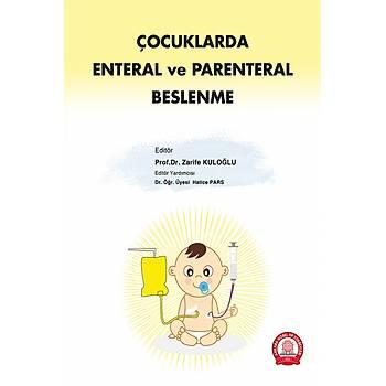Ankara Nobel Týp Kitabevleri Çocuklarda Enteral ve Parenteral Beslenme