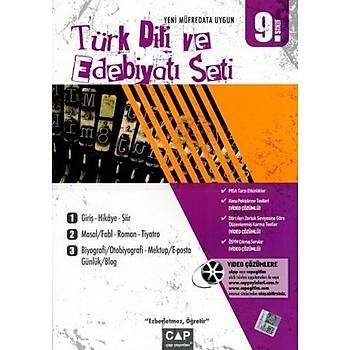 Çap Yayýnlarý 9. Sýnýf Türk Dili ve Edebiyatý Seti