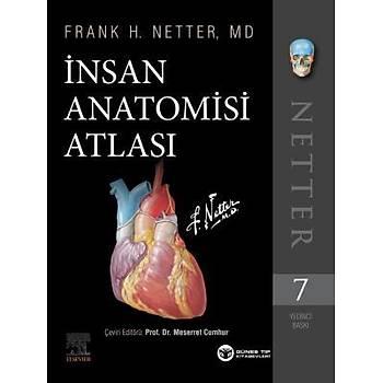 Güneþ Týp Kitabevi   Netter Ýnsan Anatomisi Atlasý 7. Baský Prof. Dr. Meserret Cumhur