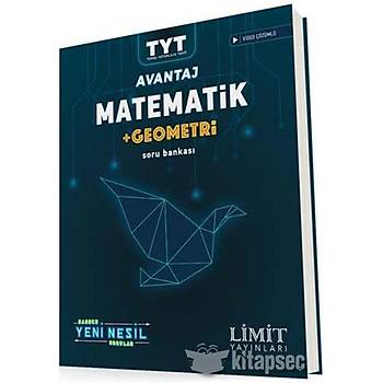 TYT Avantaj Matematik Geometri Soru Bankasý Limit Yayýnlarý