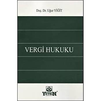 Vergi Hukuku Uður Yiðit Yetkin Yayýnevi