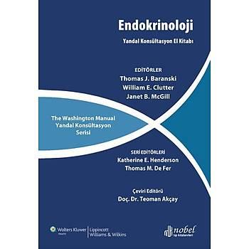 Nobel Týp Kitabevleri  Endokrinoloji Yandal Konsültasyon El Kitabý