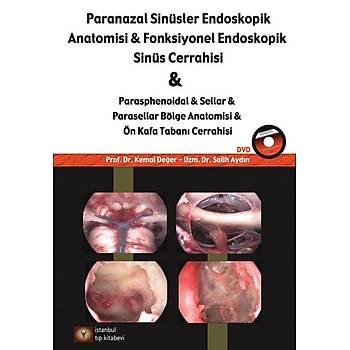 Ýstanbul Týp Kitabevleri  Paranazal Sinüsler Endoskopi Anatomisi & Fonksiyonel Endoskopik Sinüs Cerrahisi DVD'li
