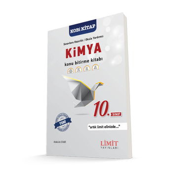 10. Sýnýf Kimya Konu Bitirme Kitabý