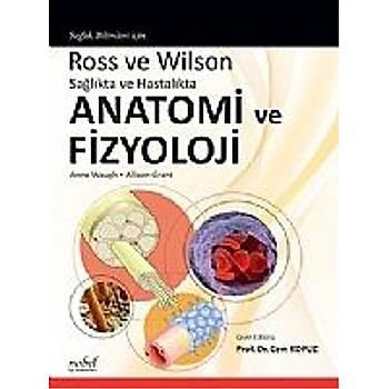Nobel Týp Kitabevleri  Ross ve Wilson Saðlýkta ve Hastalýkta Anatomi ve Fizyoloji