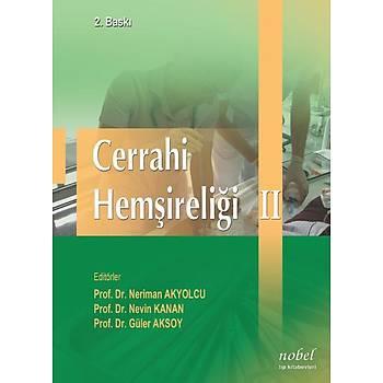 Nobel Týp Kitabevleri Cerrahi Hemþireliði II 2. Baský