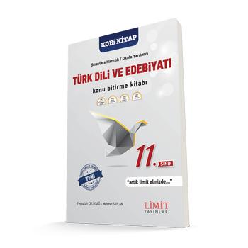 11. Sýnýf Türk Dili ve Edebiyatý Konu Bitirme Kitabý Limit Yayýnlarý