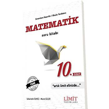 10. Sýnýf Matematik Soru Kitabý Limit Yayýnlar