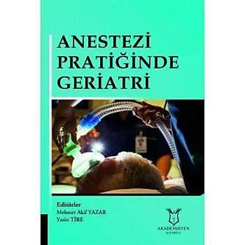 Akademisyen Kitabevi Anestezi Pratiðinde Geriatri Kolektif