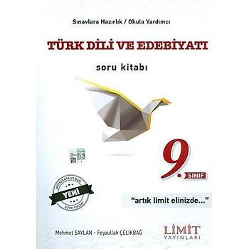 Limit Yayýnlarý 9. Sýnýf Türk Dili ve Edebiyatý Soru Kitabý