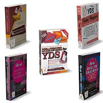 2020 Pelikan YDS Kazandýran Set 5 Kitap Gürcan Günay, Mustafa Demir Pelikan Yayýnevi