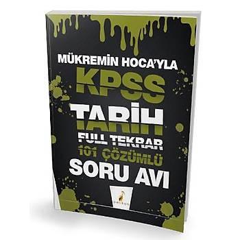 Pelikan Yayýnevi   KPSS Tarih Soru Avý 101 Çözümlü Soru Full Tekrar Mükremin Karaca