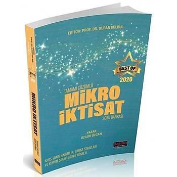 BEST OF Mikro Ýktisat Tamamý Çözümlü Soru Bakasý Savaþ Yayýnlarý