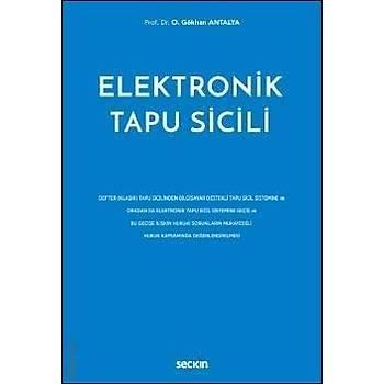 Seçkin Yayýnlarý  Elektronik Tapu Sicili Gökhan Antalya