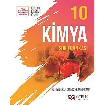 Nitelik 10. Sýnýf Kimya Soru Bankasý