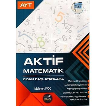 Aktif Öðrenme Yayýnlarý AYT Aktif Matematik 0 dan Baþlayanlara