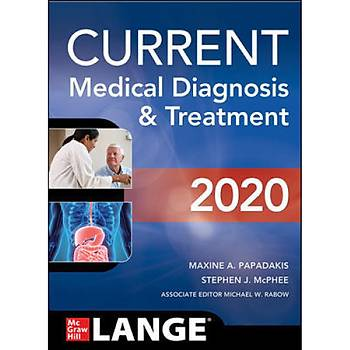McGraw-Hill   CURRENT Medical Diagnosis and Treatment 2020
