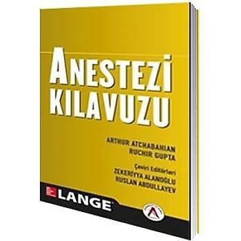 Akademisyen Anestezi Kýlavuzu - Zekeriyya Alanoðlu, Ruslan Abdullayev Akademisyen Kitabevi