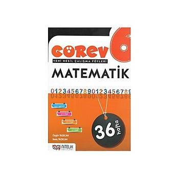 Nitelik Yayýnlarý 6. Sýnýf Görev Matematik Nitelik Yayýnlarý