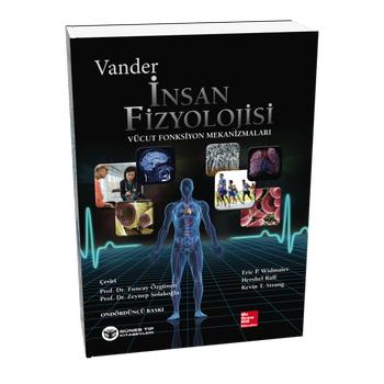 Güneþ Kitabevi   Vander Ýnsan Fizyolojisi