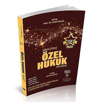 BEST OF Özel Hukuk Soru Bankasý Tamamý Çözümlü Savaþ Yayýnlarý