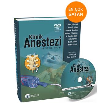 Güneþ Kitabevi  Barash Klinik Anestezi +DVD